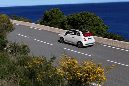 2009 Fiat 500C 19