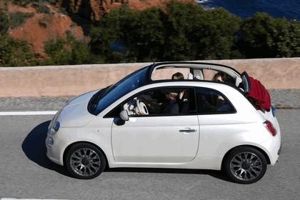 2009 Fiat 500C 21