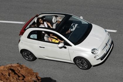 2009 Fiat 500C 26