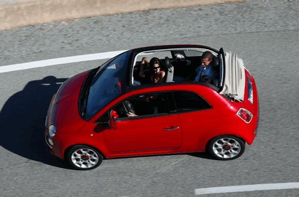 2009 Fiat 500C 35