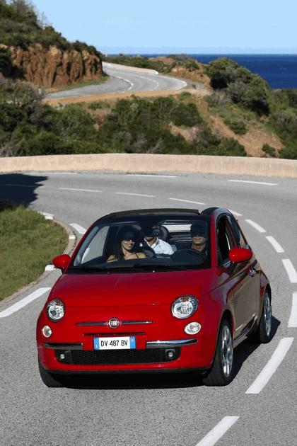 2009 Fiat 500C 39
