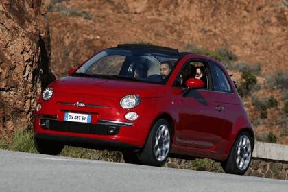 2009 Fiat 500C 41