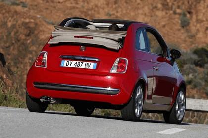 2009 Fiat 500C 42