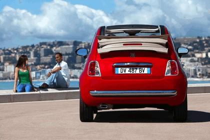 2009 Fiat 500C 52