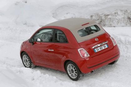 2009 Fiat 500C 62