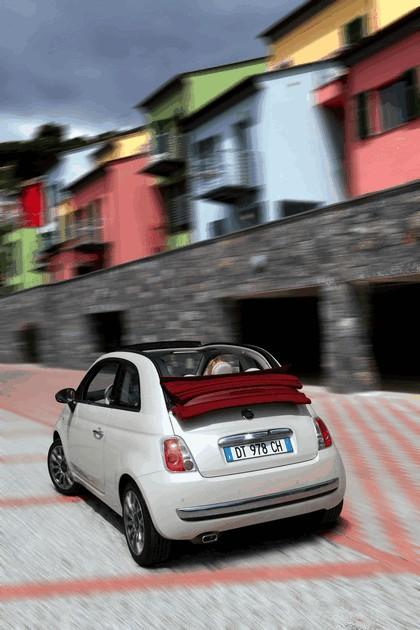2009 Fiat 500C 92