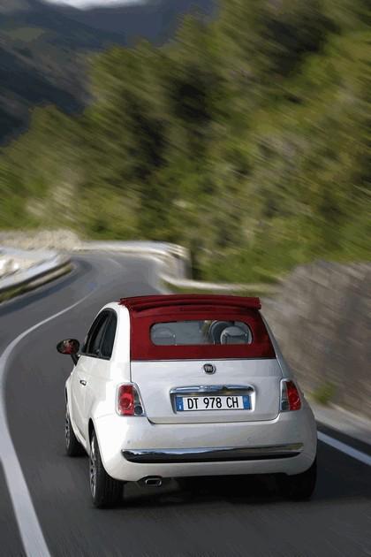 2009 Fiat 500C 97
