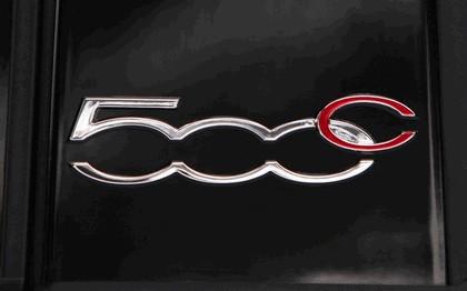 2009 Fiat 500C 110