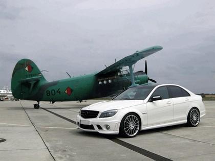 2009 Mercedes-Benz C63 AMG ( W204 ) by Avus Performance 1