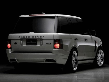 2002 Land Rover Range Rover by Wald 2