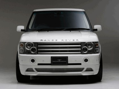 2002 Land Rover Range Rover by Wald 5