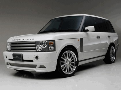 2002 Land Rover Range Rover by Wald 7