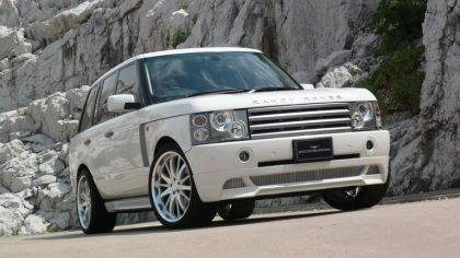 2002 Land Rover Range Rover by Wald 4