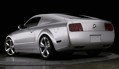 2009 Ford Mustang - 45th anniversary - silver edition for Lee Iacocca 5