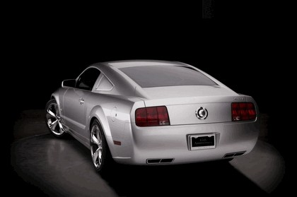 2009 Ford Mustang - 45th anniversary - silver edition for Lee Iacocca 6