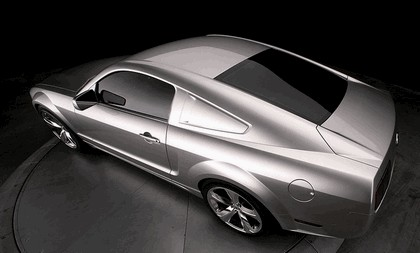2009 Ford Mustang - 45th anniversary - silver edition for Lee Iacocca 9