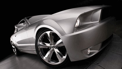 2009 Ford Mustang - 45th anniversary - silver edition for Lee Iacocca 11