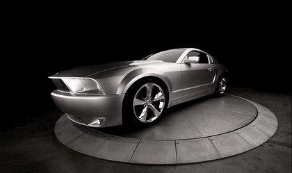 2009 Ford Mustang - 45th anniversary - silver edition for Lee Iacocca 13