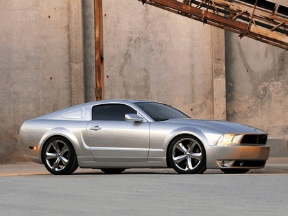 2009 Ford Mustang - 45th anniversary - silver edition for Lee Iacocca 18