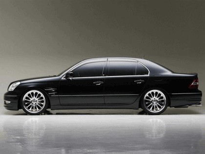 2003 Toyota Celsior ( UCF30 ) Executive Line by Wald 2
