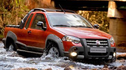 2009 Fiat Strada Adventure 1
