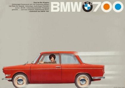 1959 BMW 700 10