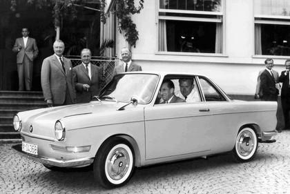 1959 BMW 700 13