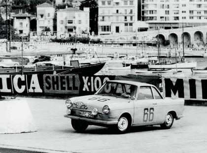 1959 BMW 700 14
