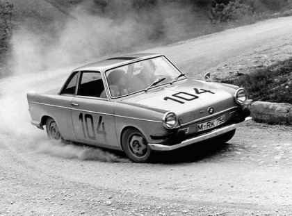 1959 BMW 700 15