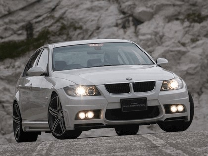 2009 BMW 3er ( E90 ) Sports Line aero-kit by Wald 1