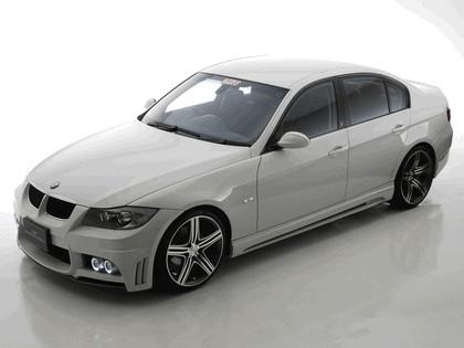 2009 BMW 3er ( E90 ) Sports Line aero-kit by Wald 4