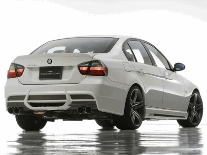 2009 BMW 3er ( E90 ) Sports Line aero-kit by Wald 6