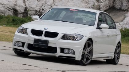 2009 BMW 3er ( E90 ) Sports Line aero-kit by Wald 1