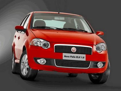 2009 Fiat Palio 5-door 1