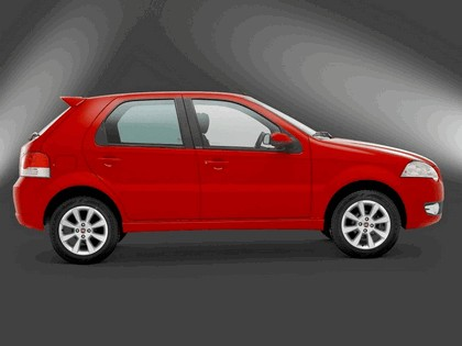 2009 Fiat Palio 5-door 2