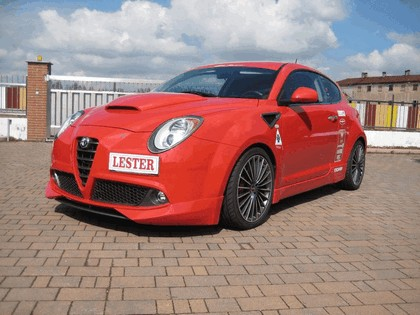 2009 Alfa Romeo MiTo with GTA-like aero-kit by Lester 1