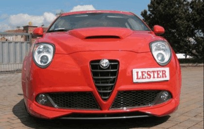 2009 Alfa Romeo MiTo with GTA-like aero-kit by Lester 4