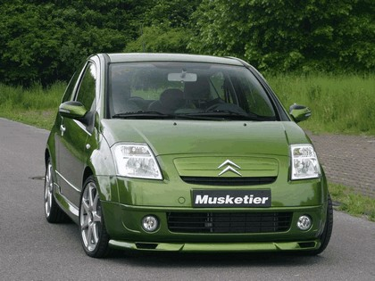 2003 Citroën C2 by Musketier 1