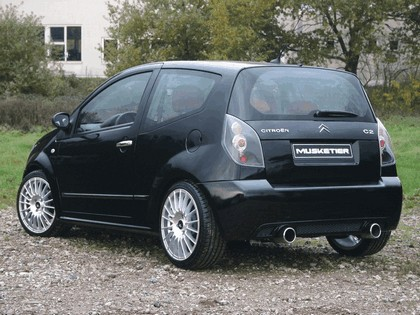 2003 Citroën C2 by Musketier 6