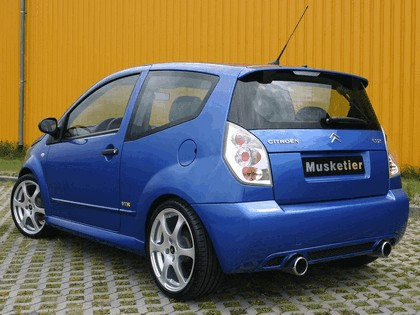 2003 Citroën C2 by Musketier 8