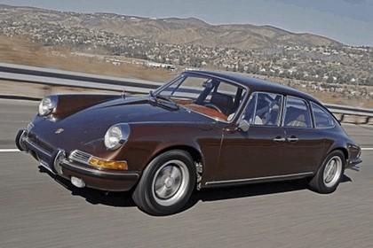 1967 Porsche 911 4-door one-off prototype by Troutman-Barnes 1
