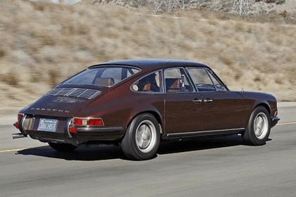1967 Porsche 911 4-door one-off prototype by Troutman-Barnes 2