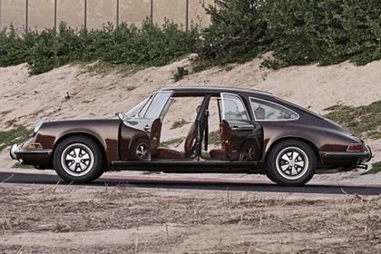 1967 Porsche 911 4-door one-off prototype by Troutman-Barnes 3