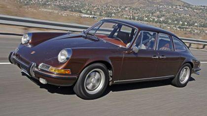 1967 Porsche 911 4-door one-off prototype by Troutman-Barnes 5