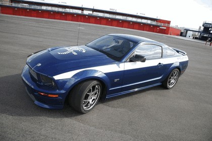 2010 Ford Mustang Shelby GT-SR 4