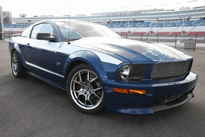 2010 Ford Mustang Shelby GT-SR 7