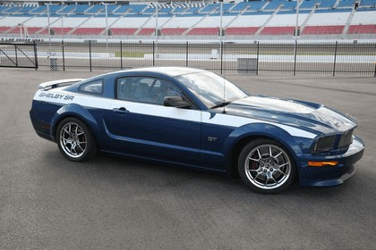 2010 Ford Mustang Shelby GT-SR 8
