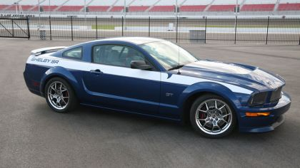 2010 Ford Mustang Shelby GT-SR 5