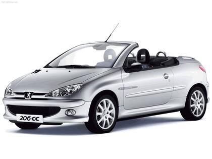2003 Peugeot 206 CC 1