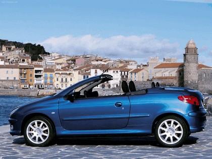 2003 Peugeot 206 CC 7
